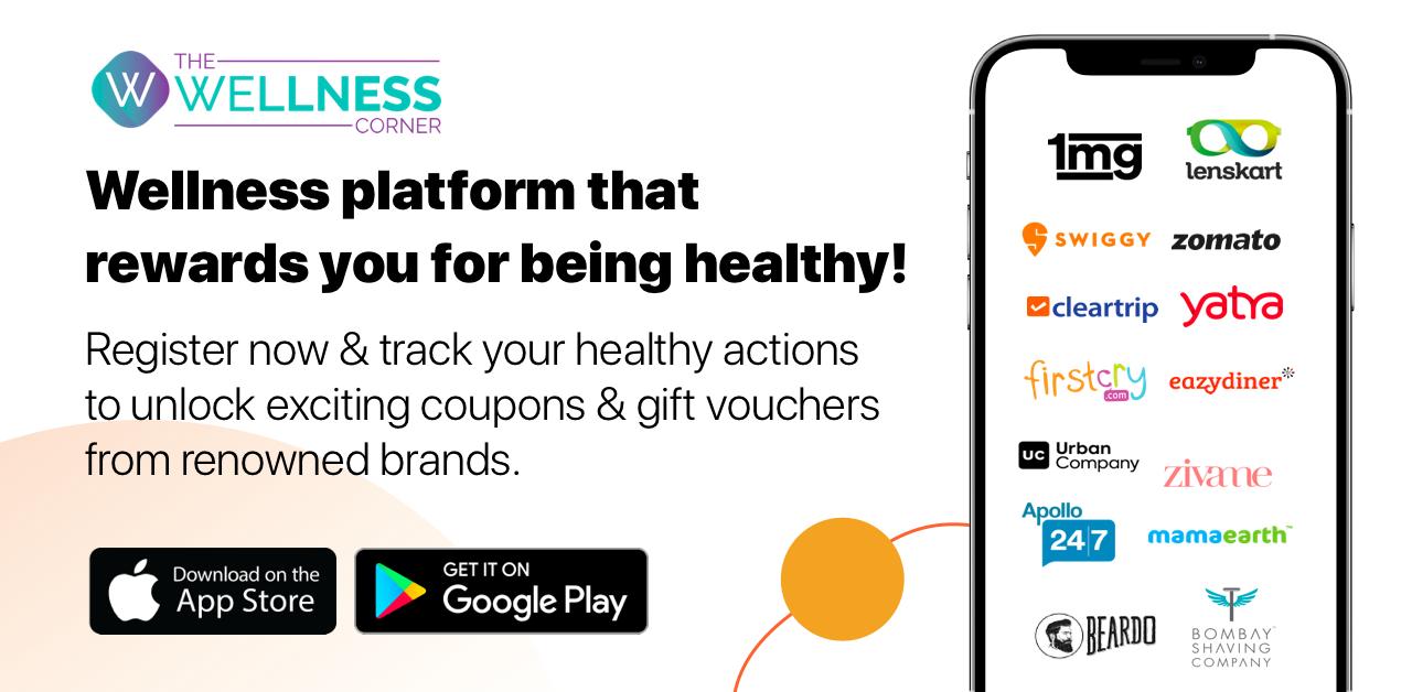 wellness corner app