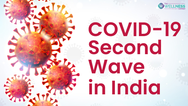 New Symptoms Discovered in Second Wave of COVID-19 in India