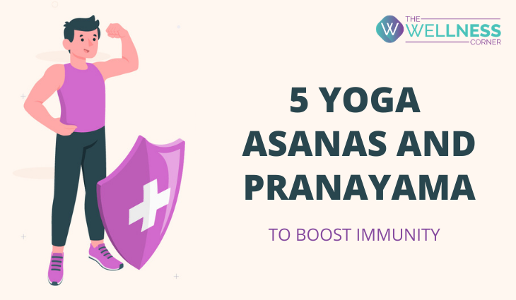 5 Yoga Asanas & Pranayama to Boost Your Immunity During Second Wave of COVID-19