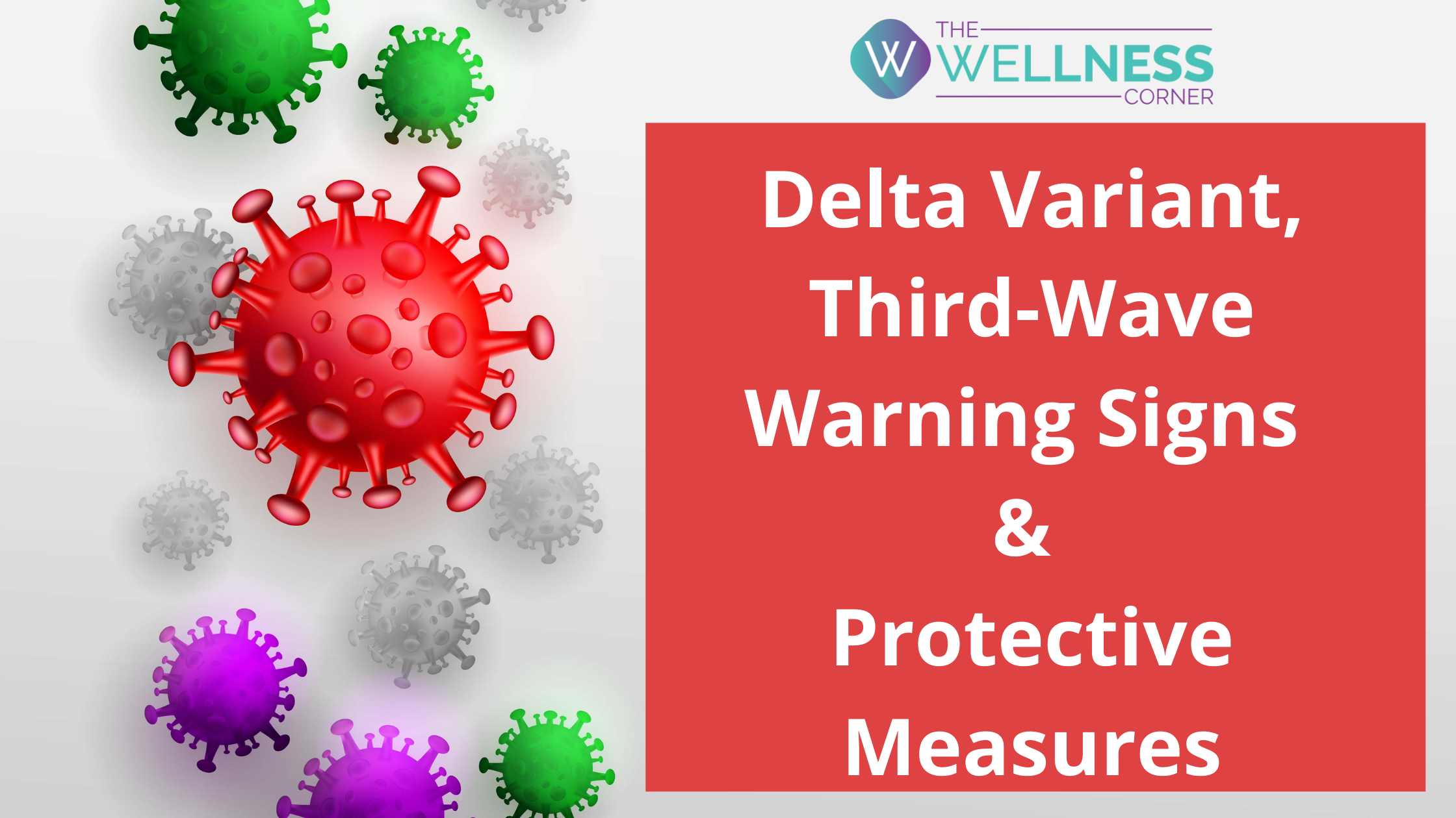 Delta variant & other warning signs that third wave might hit India